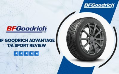 BFGoodrich Advantage T/A Sport tire Reviews