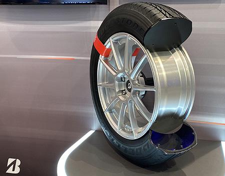 Bridgestone technological advancement