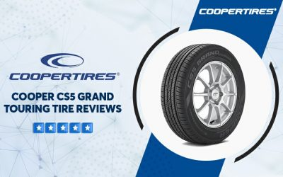 Cooper CS5 Grand Touring Tire Reviews in Great Detail