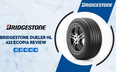 Bridgestone Dueler H/L 422 Ecopia Reviews
