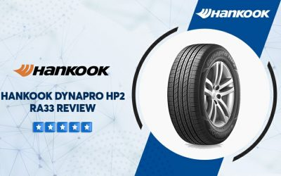 Hankook Dynapro HP2 RA33 Tire Reviews