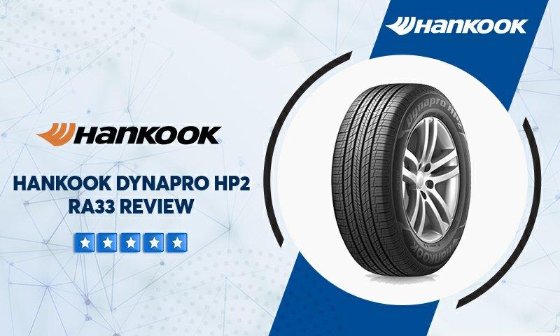 Hankook Dynapro HP2 RA33 review